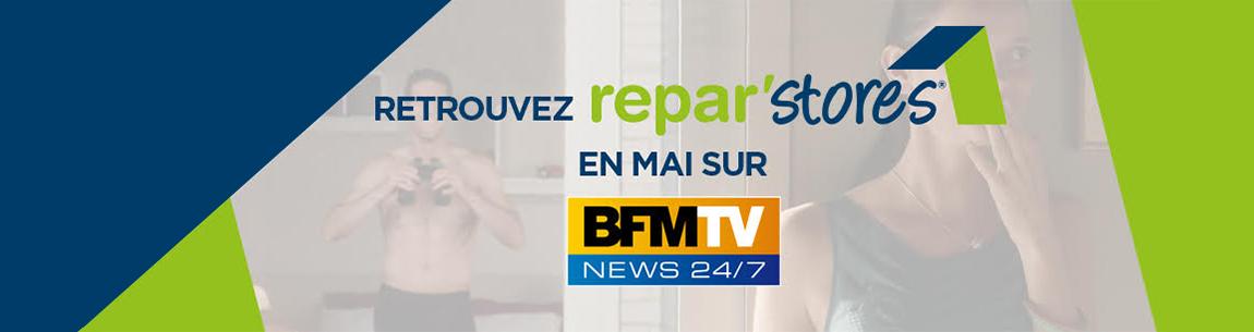 BFMTV en mai 2018