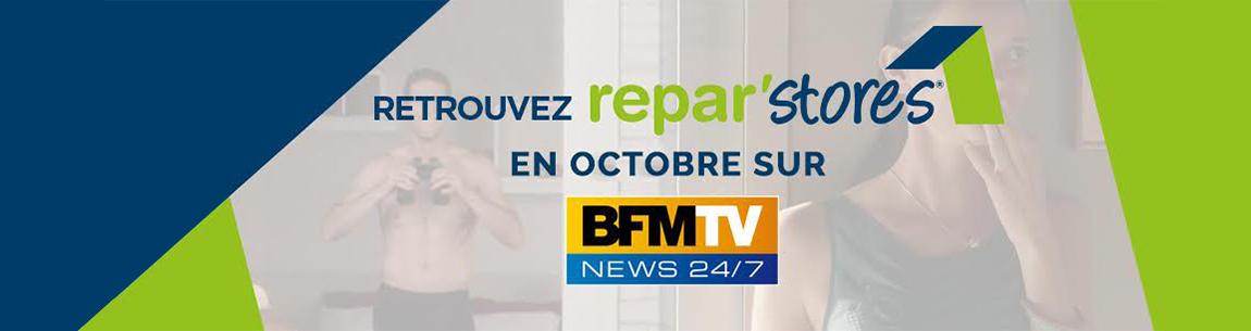 Repar´stores en octobre sur BFMTV