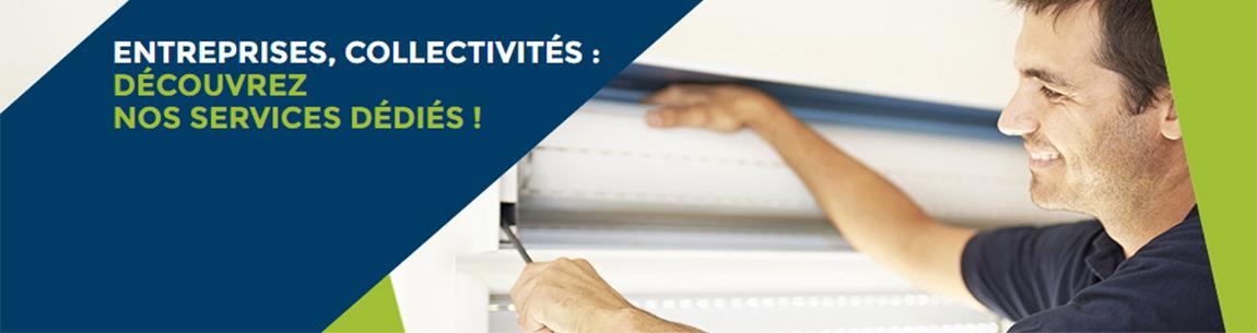 Entreprises et collectivités : Découvrez nos services dédiés !