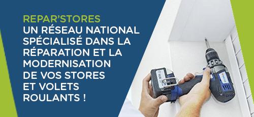 Reparation Volet Roulant Rouen.Reparation Stores Et Volets Roulants Sur Mesure Repar Stores