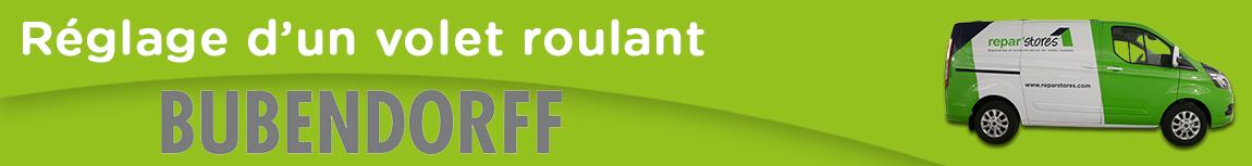 Comment Regler Un Volet Roulant Bubendorff